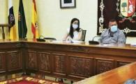 Ayuntamiento, Consorcio Insular de Aguas y Cabildo se reúnen para agilizar la resolución de expedientes