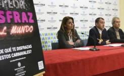 Santa Cruz advierte que el alcohol y la droga son 'el peor disfraz del mundo' en Carnaval