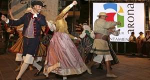 El Canarias Folk Fest regresa a Arona con el mejor folclore, gastronomía y tradiciones junto al mar