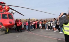 La Consejería de Economía muestra a 60 personas dos proyectos de cohesión europea en Gran Canaria