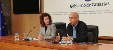 Teresa Cruz, destituida como Consejera de Sanidad del Gobierno de Canarias