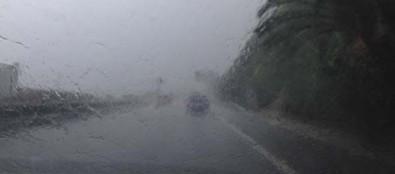 La AEMET activa el aviso amarillo por lluvias para el miércoles en La Palma