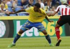 La UD Las Palmas vence ante el Athletic Club (1-0)
