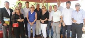 Presentación del XX Circuito Canarias S&G- Maspalomas Golf Cup 2018
