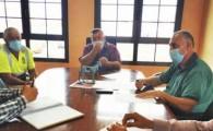 Antigua propone una mejora de la actual red de agua para garantizar el abastecimiento y ser también destinada a riego agrícola