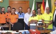 Valsequillo celebra su pleno ordinario y entrega el reconocimiento por los incendios de Gran Canaria