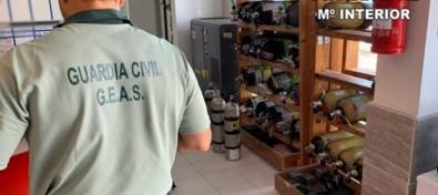 La Guardia Civil denuncia 18 infracciones sobre buceo en Fuerteventura