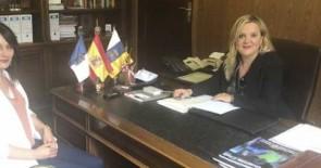 La Palma ya tiene inspectora de Sanidad Vegetal