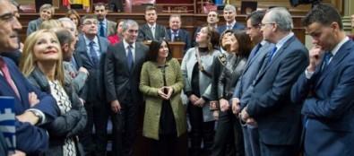 Carolina Darias, elegida nueva presidenta de la conferencia de parlamentos autonómicos