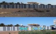 El Cabildo culmina la eliminación de 861 grafitis de la GC-1 y la GC-2 y los grafiteros vuelven a pintar 105 en las zonas restauradas