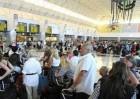Tenerife registra en febrero un 1,1 por ciento más de turistas que el año pasado