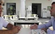 Los hoteleros colaboran con el alcalde para mejorar Caleta de Fuste