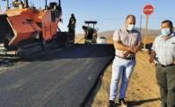 Comienza la obra de asfaltado del Camino de Mafasca a Las Pocetas