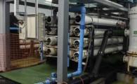 Medio millón de euros destinados a modernizar la desaladora de Los Cangrejos