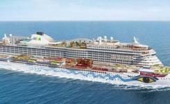 """Viaje Inaugural a Las Palmas del """"Aida Prima"""" el mayor crucero turístico alemán"""