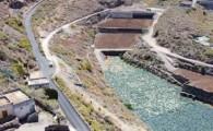 El Ayuntamiento de Santa María de Guía destina más de 60.000 euros al alumbrado público de la vía El Naranjo-San Juan