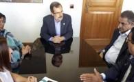 El Cabildo recibe a una delegación de Nouadhibou encabezada por el alcalde de la ciudad mauritana