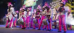 Ritmo Sureño se proclama ganadora en el Concurso de Comparsas del Carnaval Internacional de Los Cristianos con primer premio de Interpretación y Presentación