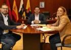 Noemí Santana se compromete a reforzar la colaboración del Gobierno regional con los municipios
