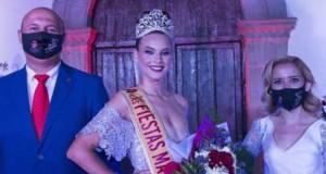 Idaira Candelaria Toledo es elegida reina de las Fiestas Mayores de la Villa Histórica de Granadilla de Abona 2021