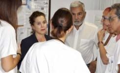 Consejería y Ayuntamiento acuerdan trasladar la Unidad de Salud Mental Comarcal para descongestionar el Centro de Salud de Adeje