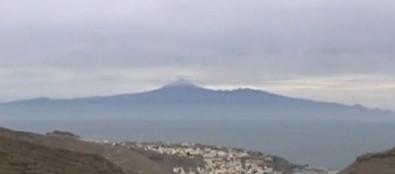 Descenso de temperaturas y lluvias en las islas más montañosas