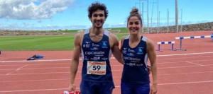 Yanira Soto, José Luis López y Arianna Pernice conquistan la mínima para los Campeonatos de España