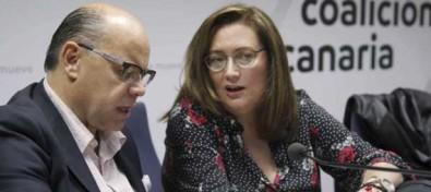 """Barragán: """"CC-PNC fue quien impulsó desde el primer momento un acuerdo estable para la gobernabilidad en Canarias"""""""
