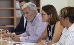 Rodríguez Fraga abre Fitur con una reunión con la ministra en el marco de la alianza de municipios de sol y playa