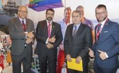 El Gay Pride Maspalomas 2018 es recibido en Fitur con honores de la gran fiesta de igualdad