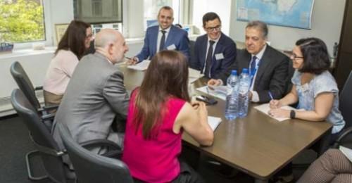 El vicepresidente del Gobierno de Canarias anuncia que iniciará el proceso en Europa para establecer una OSP marítima que una las 'Islas Verdes'