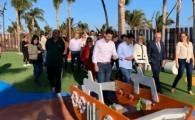 El Paseo de Las Salinas del Castillo de Romeral luce renovado tras una inversión del Cabildo de 1,3 millones