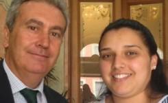 La familia de Tamara González accede a un piso gracias a Provivienda y Atención Social de Santa Cruz