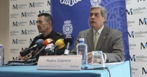 El Colegio de Médicos de Las Palmas y la Policía Nacional juntos para erradicar las agresiones en hospitales y centros de salud