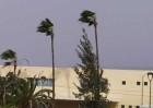 El Gobierno de Canarias declara la situación de Alerta por Vientos en Tenerife, Lanzarote y Fuerteventura