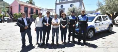 Pablo Rodríguez destaca la apuesta del Gobierno de Canarias por modernizar los medios técnicos de las policías locales