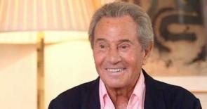 El actor Arturo Fernández, muere a los 90 años