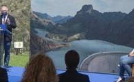 """El Cabildo presenta """"Salto de Chira"""", el proyecto que permitirá que el 70% de la energía de Gran Canaria sea renovable"""