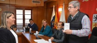 La concejala de San Bartolomé de Tirajana, Araceli Armas Cruz, ya tiene asignadas sus delegaciones