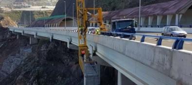 La Consejería de Obras Públicas y Transportes informa del cierre al tráfico de un tramo de la carretera GC-2