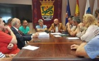 El Ayuntamiento de Puerto de la Cruz reconoce los problemas del subsuelo que comprometen los plazos previstos de las obras acometidas en la zona centro