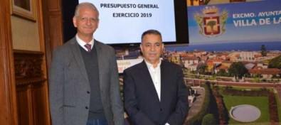El Presupuesto de 2019 es el mayor de la historia del ayuntamiento orotavense, sin endeudamiento