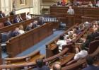 Torres presenta su discurso antes de la toma de posesión como Presidente del Gobierno