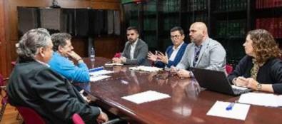 Pablo Rodríguez informa a las empresas de ingeniería que el 50% del nuevo convenio de carreteras ya está proyectado