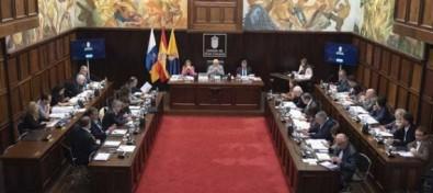 El Cabildo aprueba 913 millones de presupuesto para 2019, lo que supone el 5,4 % del PIB de Gran Canaria