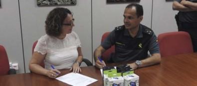 La Agencia Canaria de Protección del Medio Natural entrega al Seprona tres ordenadores y tres GPS en el marco de un convenio de colaboración