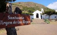 Se inician las obras de mejora de la explanada de acceso y aparcamientos en el Santuario de La Dehesa