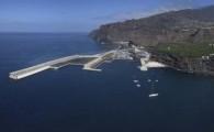 Onán Cruz anuncia que el puerto de Tazacorte se iniciará en el mercado de cruceros el próximo año