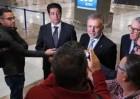 Ángel Víctor Torres dió la bienvenida a Canarias al presidente de China, Xi Jinping