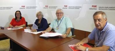Cuatro precandidaturas aspiran a la Secretaría General del PSOE de Canarias